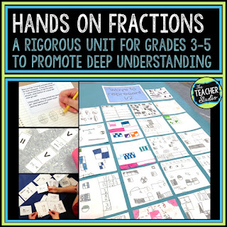 Teaching equivalent fractions, math centers, fraction centers, fraction lessons, fraction unit, fraction manipulatives, teaching fractions, fourth grade fractions