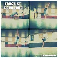 Force et Équilibre par David Masset pour travailler la self défense.
