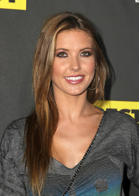 Hollywood Celebrity Audrina Patridge Hairstyles