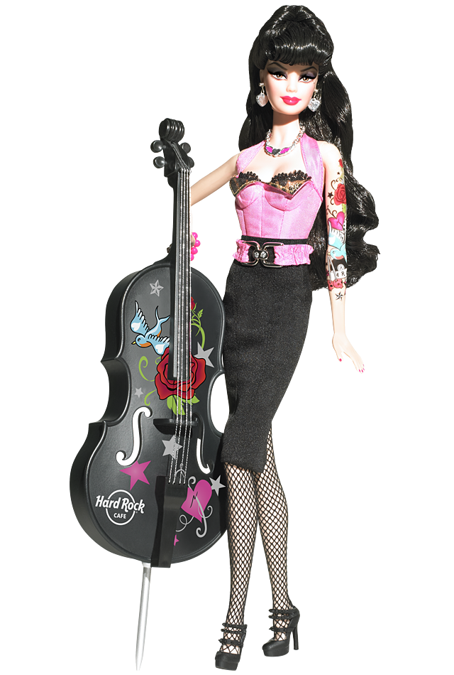 Collecting Fashion Dolls by Terri Gold: New Hard Rock Cafe ...
