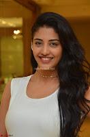 Daksha Nagarkar Cute Beauty in Sleeveless White Dress at Khwaaish Exhibition Launch 2017 ~  Exclusive 056.JPG