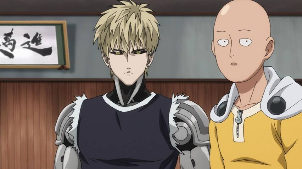 Sinopsis One Punch Man
