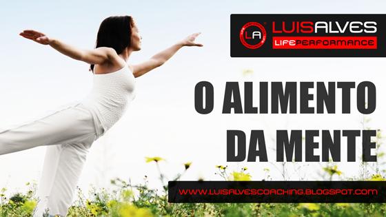 ALIMENTO DA MENTE LUIS ALVES
