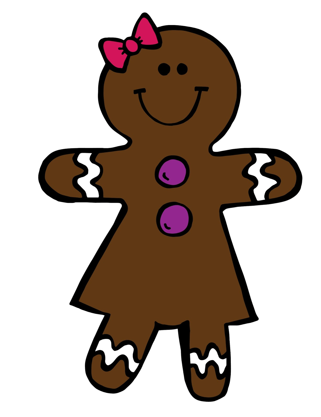 The Art of Teaching in Today's World: Gingerbread Boy ...