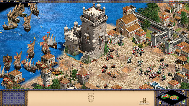 Age of Empires II HD The African Kingdoms Free Download Screenshot 1