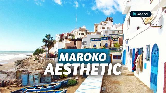 Lokasi Wisata di Maroko yang Aesthetic Setengah Mati