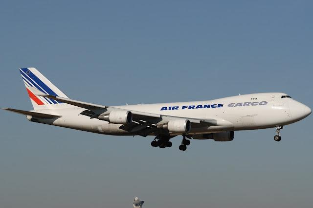 Air France Cargo Boeing 747-400
