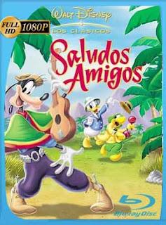 Saludos amigos (1943) HD [1080p] Latino [Mega] dizonHD