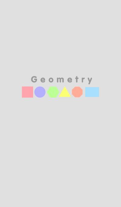 Simple Geometry theme v.1