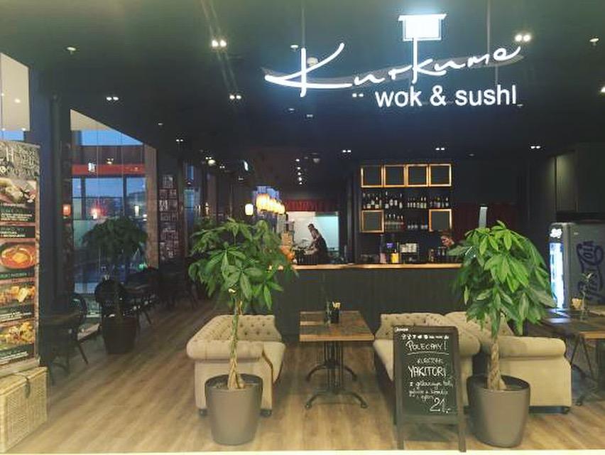 Kurkuma Wok Sushi Bydgoszcz Głodomola