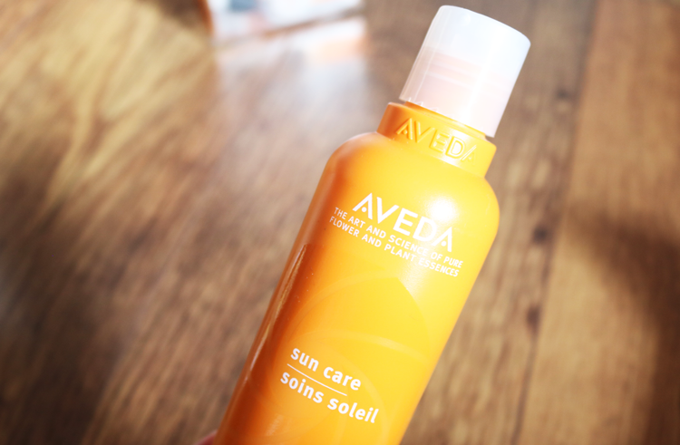 Aveda Suncare Hair & Body Cleanser review
