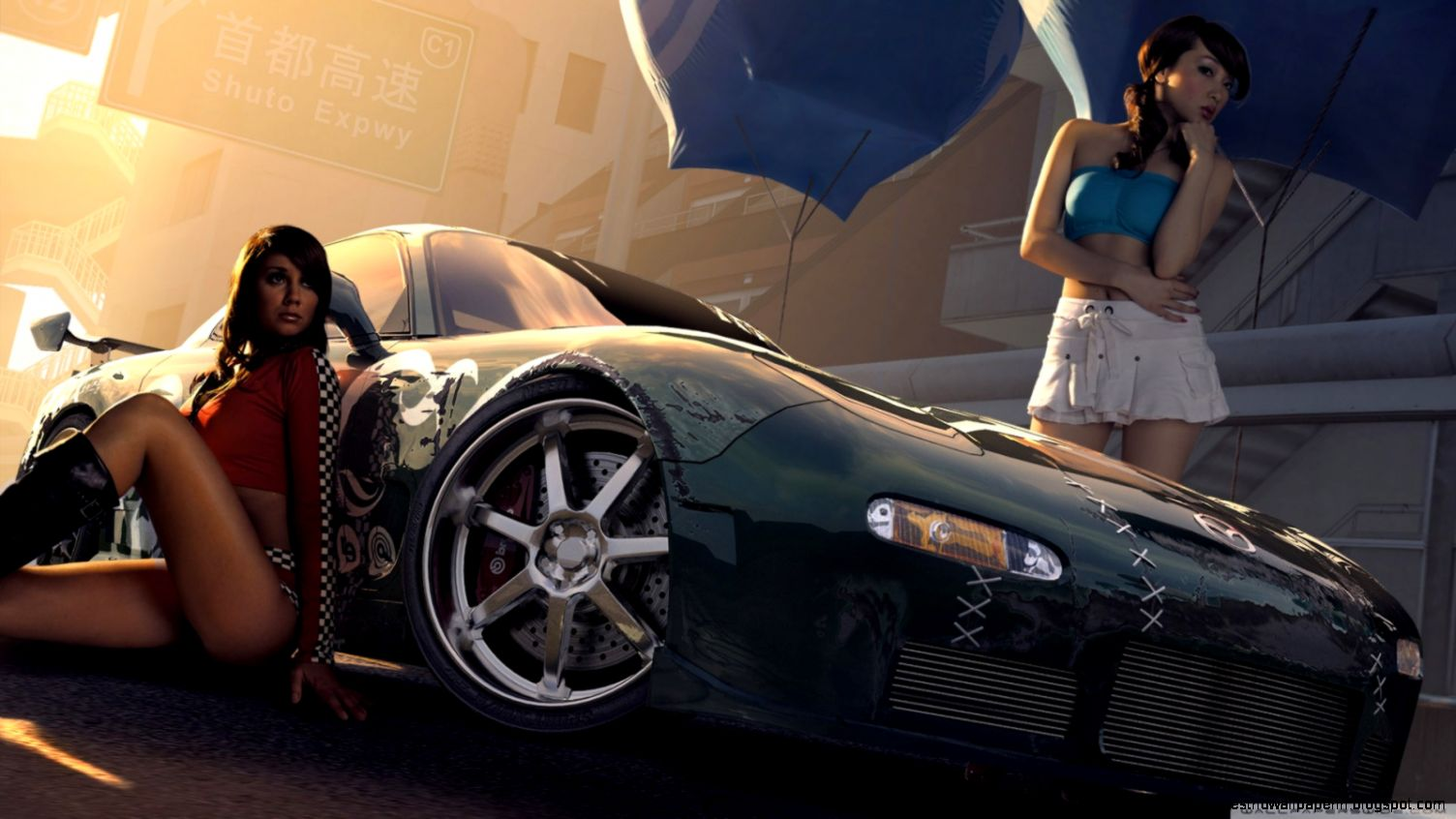 Need For Speed Wallpapers 1080P