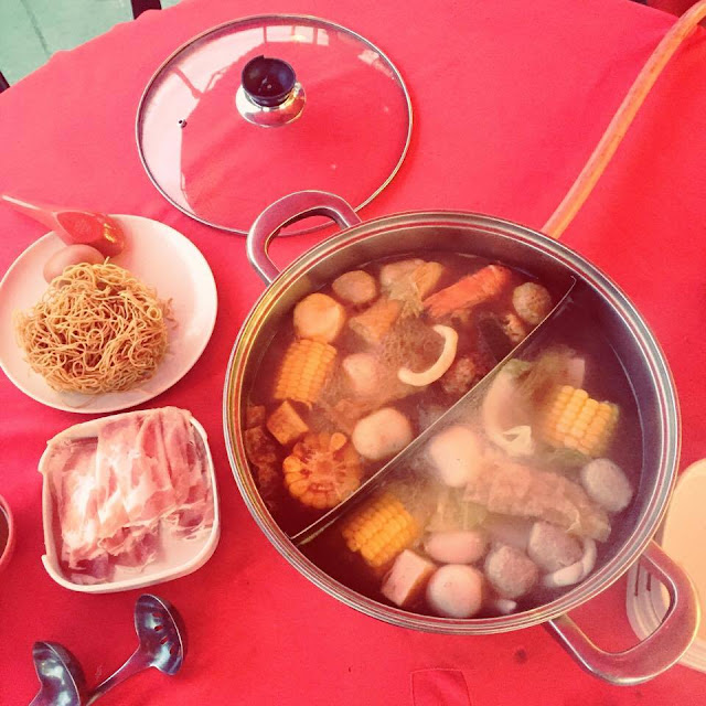 Food review: Happy City Steamboat @ Kota Damansara