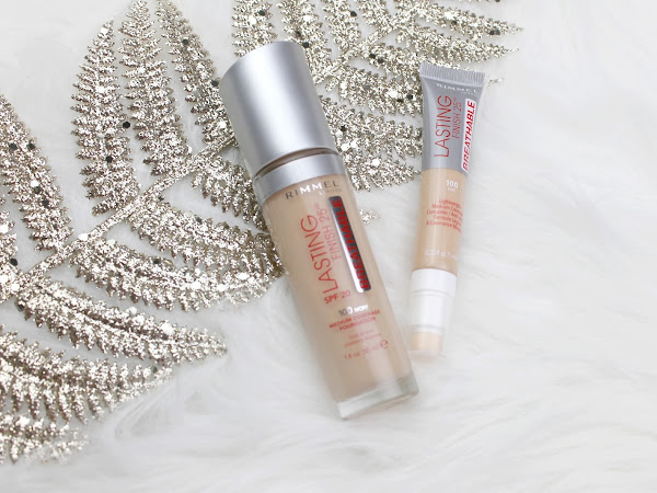 Rimmel London Lasting Finish 25H Breathable Foundation & Concealer