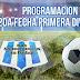 PROGRAMACION 2DA FECHA PRIMERA DIVISION A