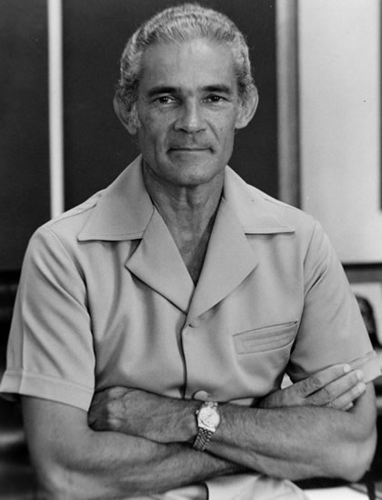 Michael Manley - Jamaican  Political Leader