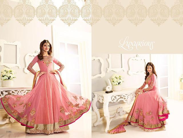 Buy Online Wedding Special Designer Anarkali Salwar Suit Collection