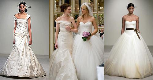 Kate Hudson Wedding Dress In Bride Wars