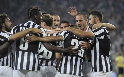 Serie A 2013: Quyền lực nhà vua Juventus