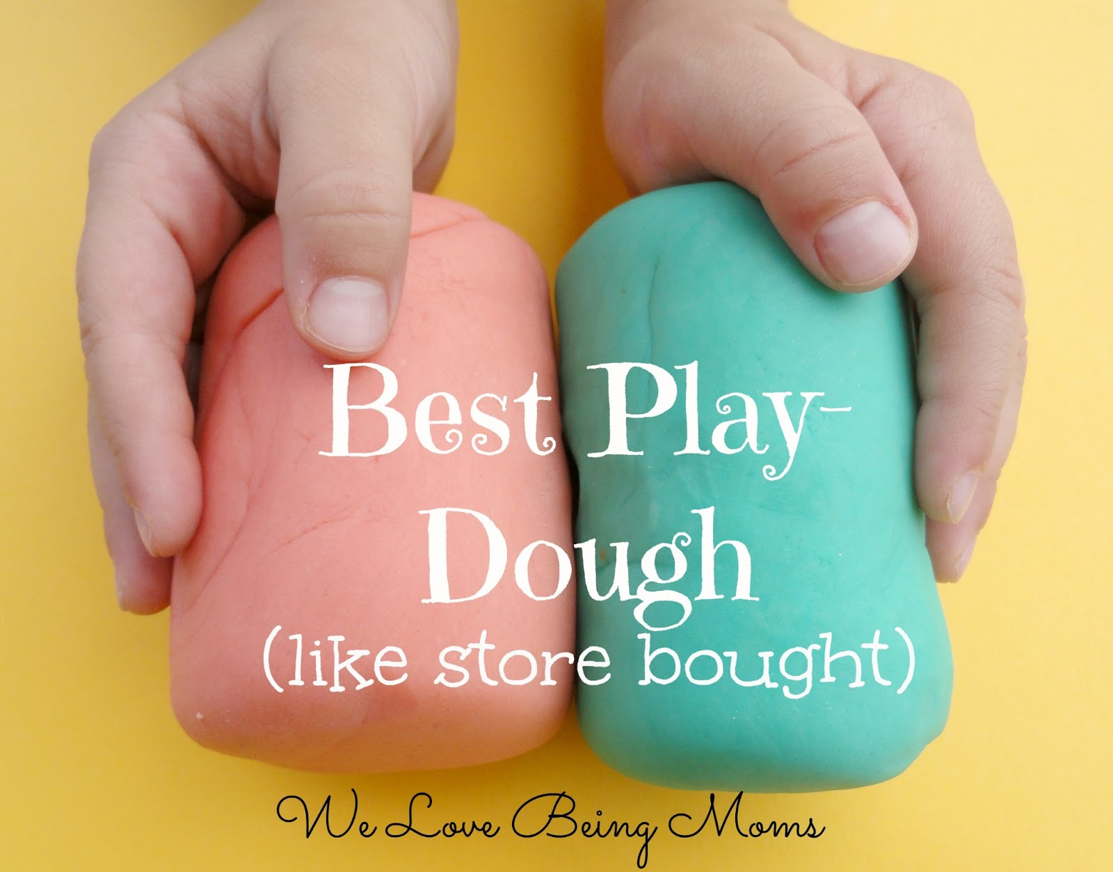 10 Homemade Play Dough Recipes