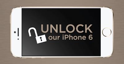 Unlock iPhone 6 lock Nhật giá rẻ