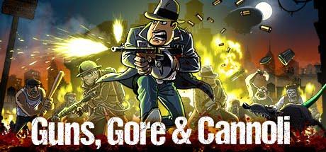 Guns, Gore & Cannoli Build 322210 + Crack (GDrive)