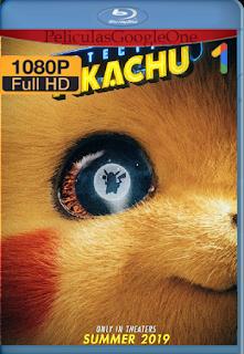 Pokémon detective Pikachu (2019) BDRip [1080p] [Latino] [GoogleDrive]