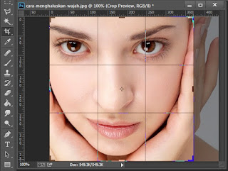 Tutorial Adobe Photoshop Efek Ular