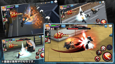 Bleach Brave Souls MOD APK Data Latest Version