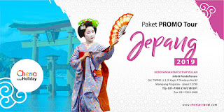 Paket Tour Halal Jepang
