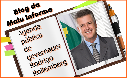 Agenda do Governador!!Rollemberg