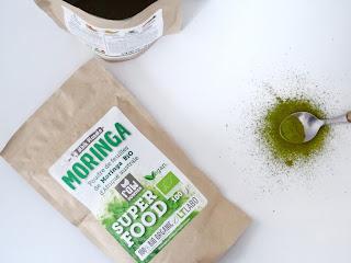 poudre de feuilles de moringa (LT Labo)