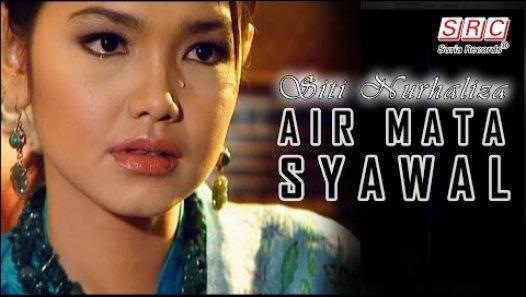 Lirik Lagu : Airmata Syawal Dato Sri Siti Nurhaliza