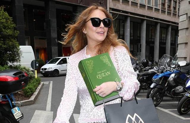 Dipandang Macam Iblis, Lindsay Ambil Keputusan Keluar Amerika