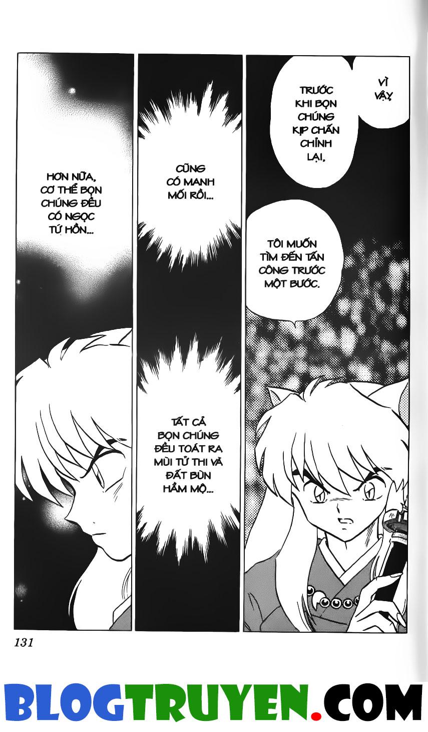 Inuyasha vol 25.7 trang 18