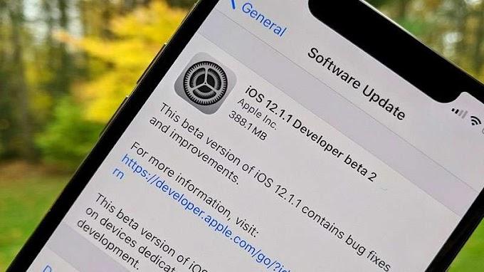 Đã có iOS 12.1.1 beta 2, mời bạn cập nhật