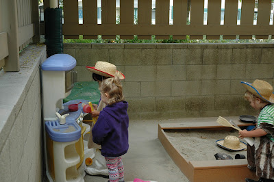 Exploring The Outdoor Classroom Dramatic Play Ideas