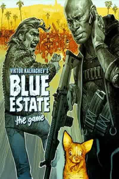 Blue Estate GameGokil