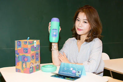 [Meet創業之星]你家小朋友不主動喝水嗎?用Gululu互動水壺培養喝水好習慣!