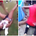 DISTURBING VIDEO: This LADY was molested in a party as people cheered on...This is more than RAPE!!! Please never allow allow this guys near your sisters or girlfriend in the name of dancing (JUST WATCH THE VIDEO)