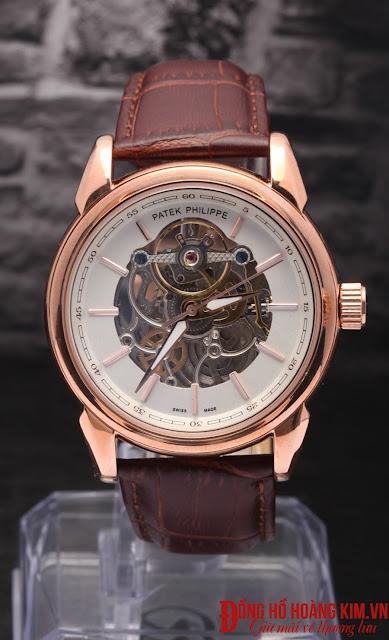 Đồng hồ cơ nam automatic 2016 đẹp