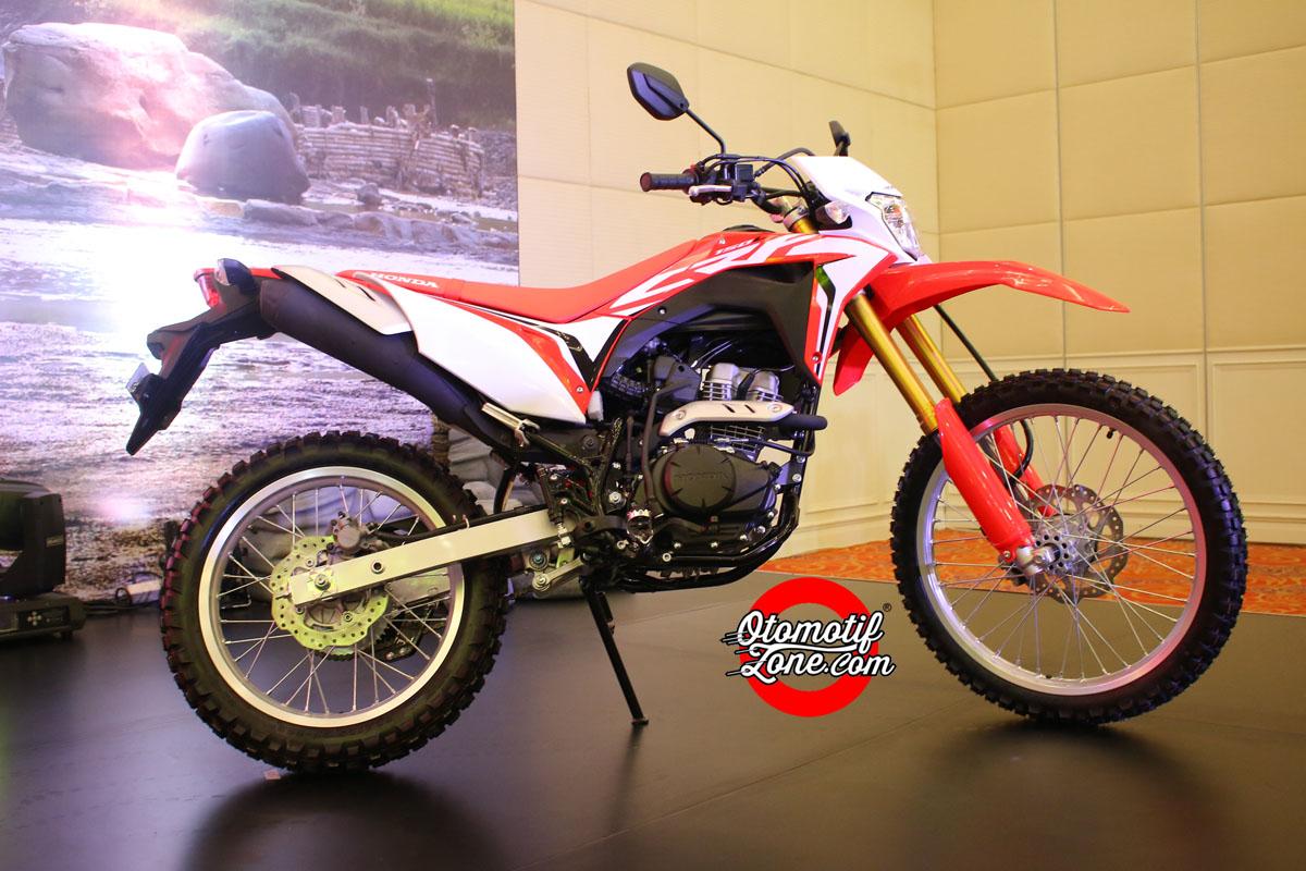 10 Gambar Motor Grass Track Honda Crf 150L Gres Dipamerkan Bulan Ini