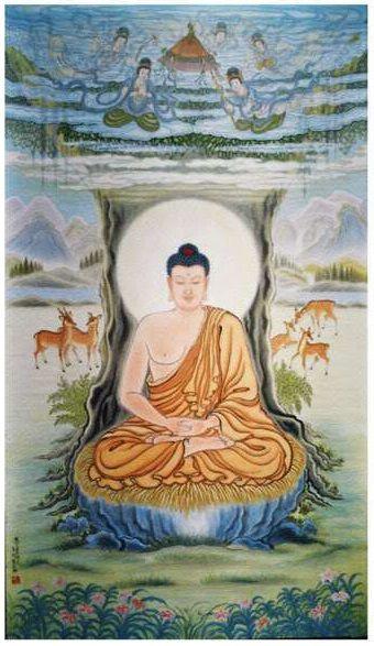 [18] Nghiệp Báo- ĐỨC PHẬT và PHẬT PHÁP - Đạo Phật Nguyên Thủy (Đạo Bụt Nguyên Thủy)