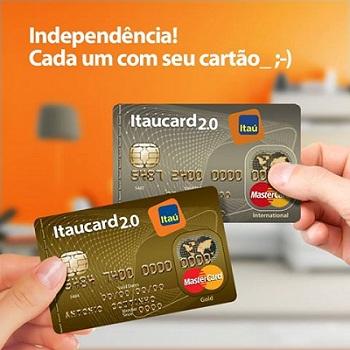 A solicitação pela internet é ideal para quem nunca teve um cartão de  crédito f9da36cad0182