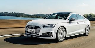 Nova Geração do Audi A5 no Brasil