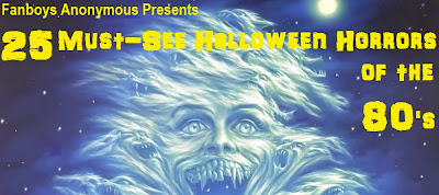 Halloween horror films 1980s