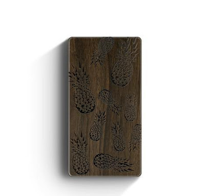 Walnut Wood Power Bank