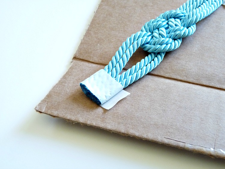 How to use a ribbon crimp end with cord bracelet