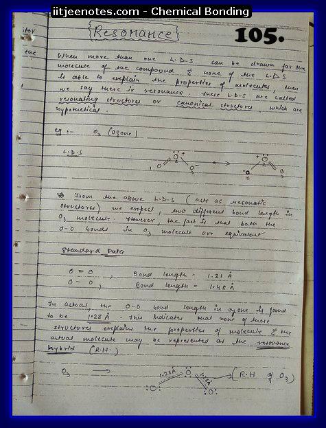 Chemical-Bonding Notes class 11-9
