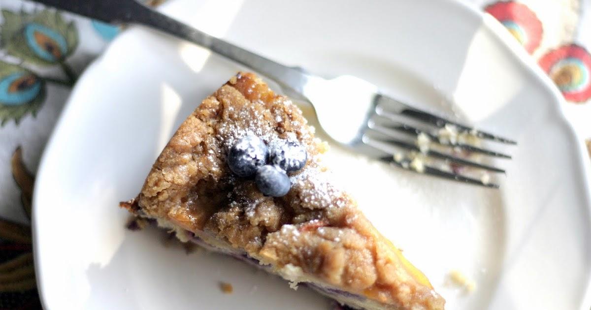 Almond Coffee Cake Victoria